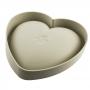 Molde de Silicona Corazón Batticuore