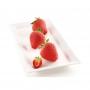 Molde de Silicona Fresas con Nata