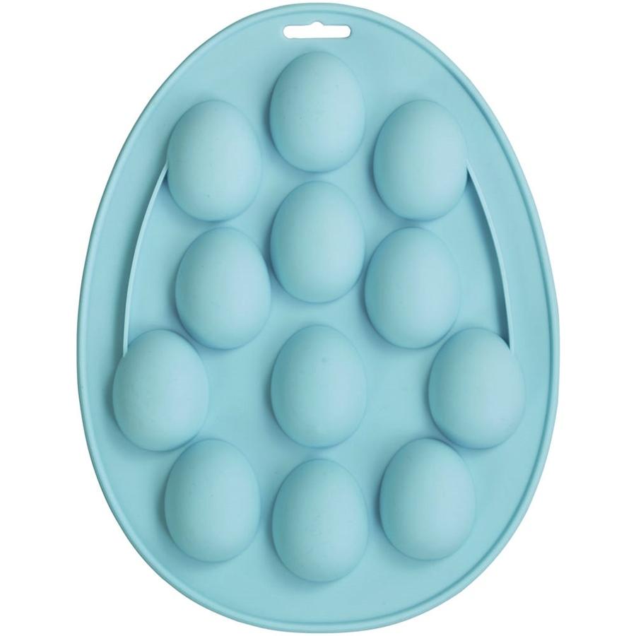 Molde silicona Huevos de pascua