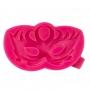 Molde de silicona Máscara Veneciana - My Karamelli