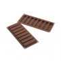 Molde de Silicona para Chocolate Barritas