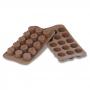 Molde de Silicona para Chocolate Praline