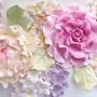 Molde de silicona Ramillete de Flores - My Karamelli