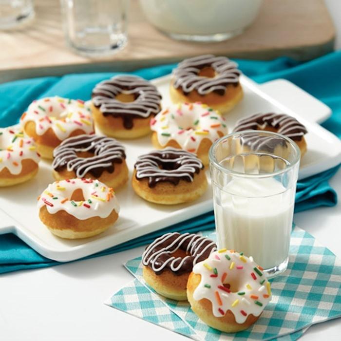 Molde de silicona para Mini Donuts