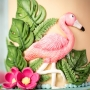 Molde de Silicona Pájaros Tropicales