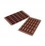 Molde para chocolate Mini Tronquitos