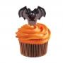 Molde para chocolate murciélagos