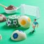 Molde policarbonato Balones de fútbol 5,2 cm