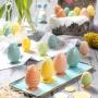 Molde policarbonato Huevos de Chocolate 8cm
