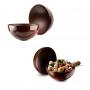Molde Policarbonato Magnético Esfera Chocolate 3D