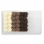 Molde policarbonato para chocolate rompecabezas