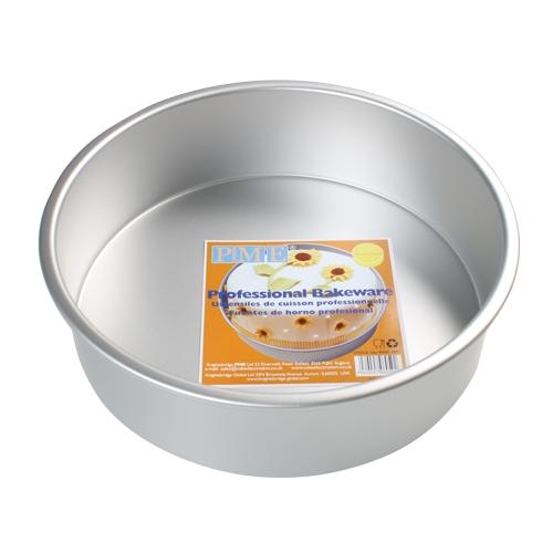 Molde redondo para tartas 17,5 x 7,5 cm