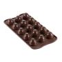 Molde de Silicona para Chocolate 3D Espiral