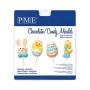 Molde para Chocolate Easter - PME