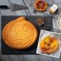 Molde Antiadherente Calabaza Halloween 30 cm