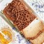 Molde para pan y bizcochos con diseño de flores de Nordic Ware