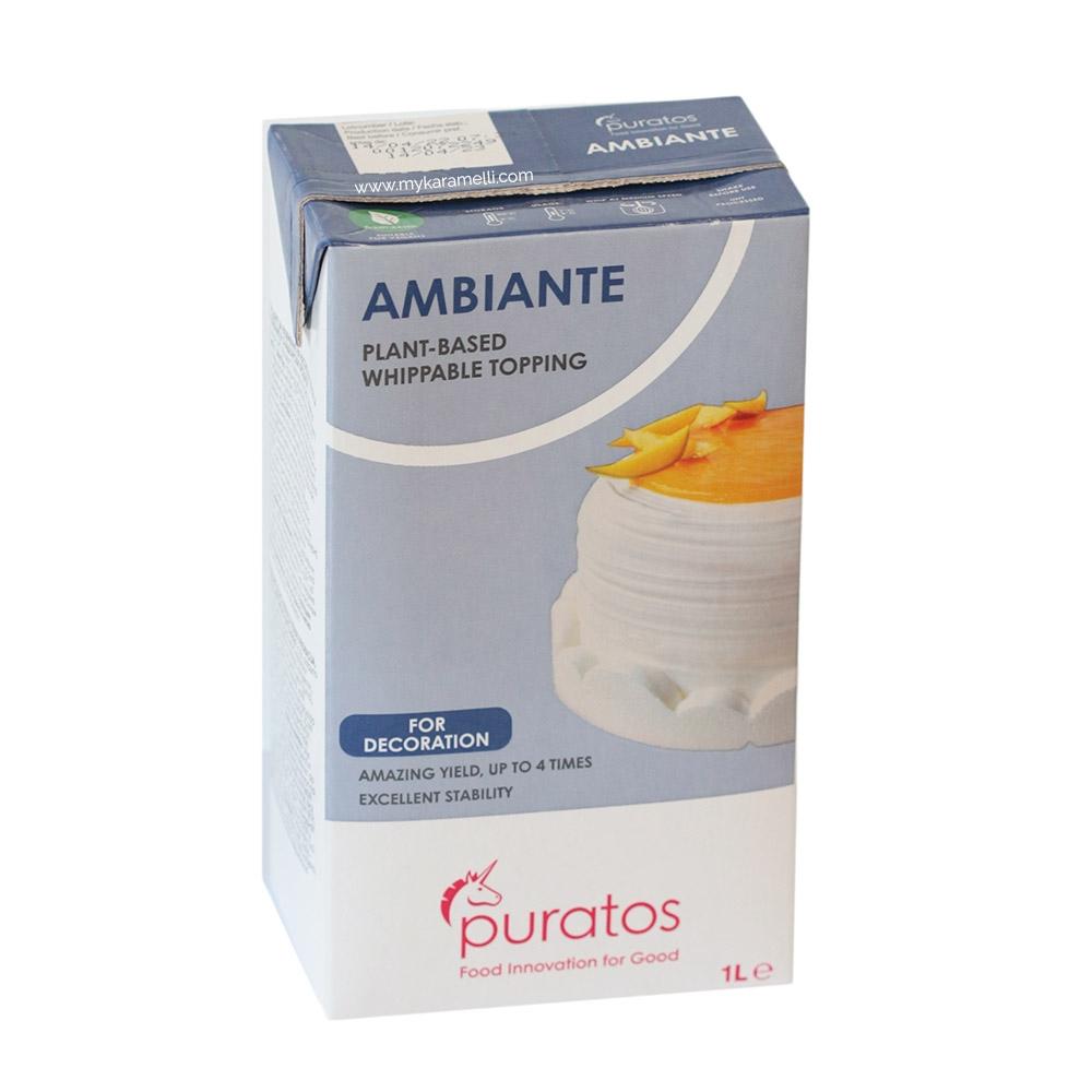 Nata vegetal Ambiante 1 litro - My Karamelli