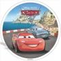 Oblea de Cars con Rayo McQueen y Finn McMissile