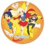 Oblea Super Hero Girls Modelo B