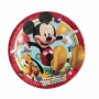 Pack 8 platos Mickey Mouse