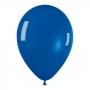 Pack de 10 globos Azul Cristal