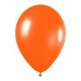 Pack de 100 Globos Naranja Metalizado 12cm