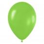 Pack de 100 Globos Verde Lima 12 cm