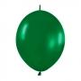 Pack de 25 Globos Link o loon Verde Selva 30 cm