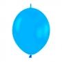 Pack de 25 Globos Linkoloon Azules 30 cm