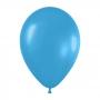 Pack de 50 globos azul neón