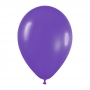 Pack de 50 globos de látex Violeta mate