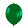 Pack de 50 Globos Link O Loon Verde Selva 12 cm