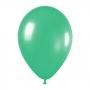 Pack de 50 globos verde mate