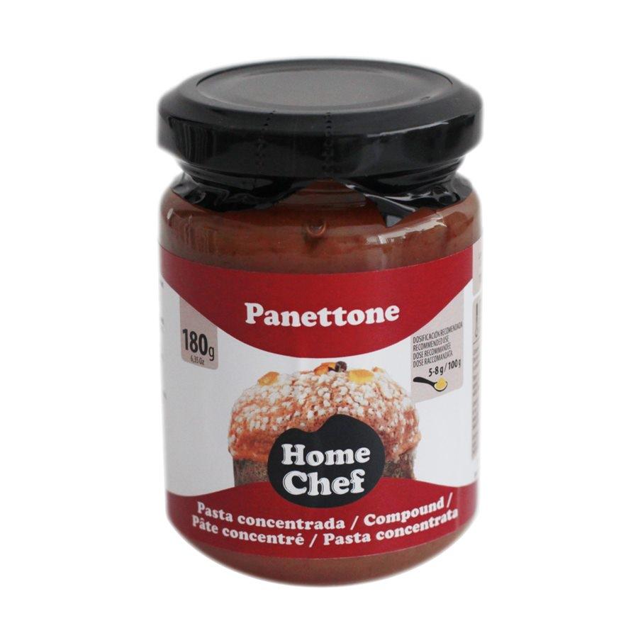 Panettone en pasta 180gr