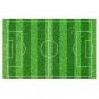 Papel de azúcar campo de fútbol