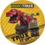 Papel de Azúcar Ty Rux de Dinotrux