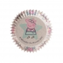 Cápsulas para Cupcakes Peppa Pig 25 Unidades