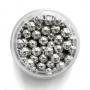 Perlas de azúcar Plateadas 6 mm PME