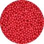 Perlas de azúcar Shiny Red
