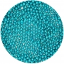 Perlas metálizadas azules 4 mm Funcakes