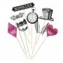 Kit de 13 accesorios de photocall de Truly Alice