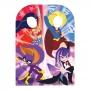 Photocall infantil de Super Hero de 130 cm x 94 cm