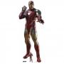 Photocall Iron Man con Guantelete 190 cm