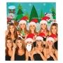 Photocall para Navidad 10 Accesorios