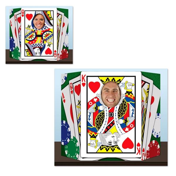 Photocall Doble Cara Poker