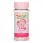 Piececitos de Azúcar en color Rosa