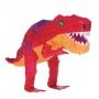 Piñata Dinosaurio T-Rex 60 cm