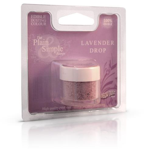 Colorante en polvo Lavender Drop