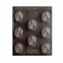 Molde para Chocolate Erótico Femenino 8 cavidades