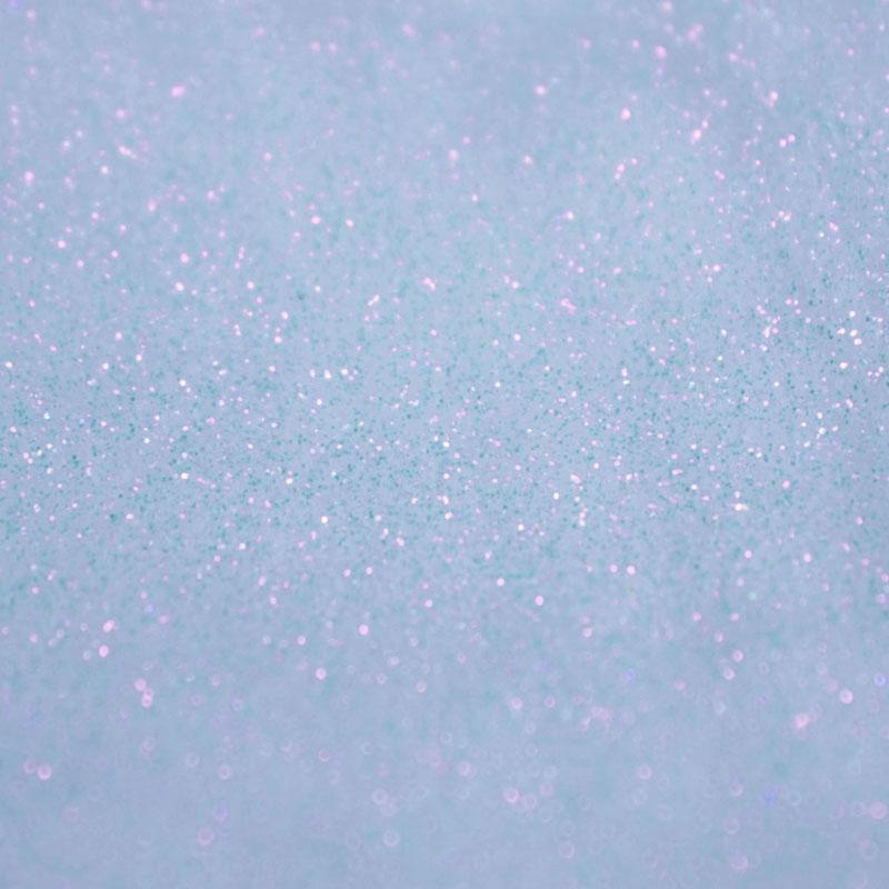 Purpurina decorativa Pastel Blue Rainbow Dust
